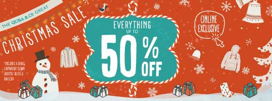 Christmas Sale - upto 50% OFF