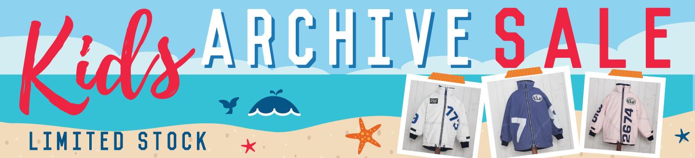 Kids & Teens Archive Sale