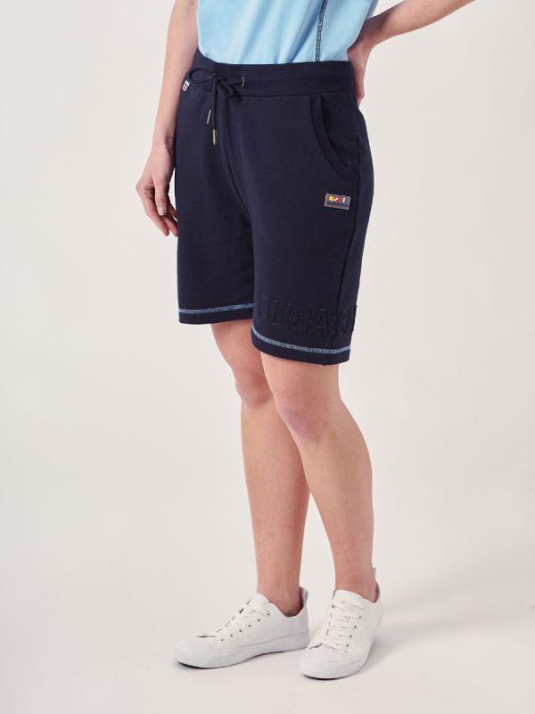 Alyson NAVY X-Series Shorts   Quba & Co