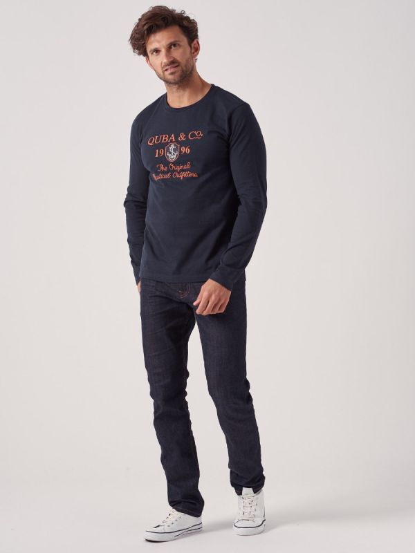 Elliot Long Sleeve T-Shirt