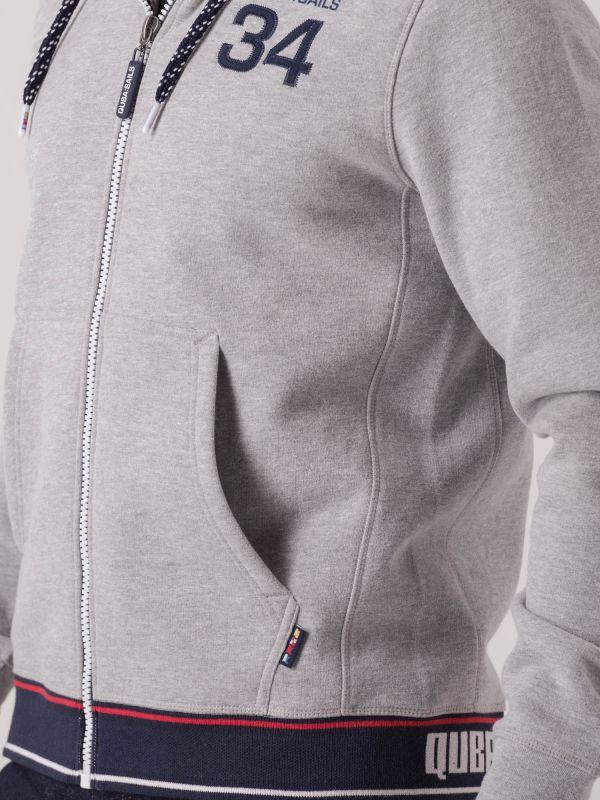 Enzo X-Series Full Zip Hoodie