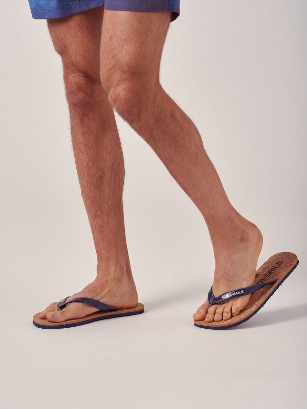 Flamingo CORK X-Series Flip Flops | Quba & Co