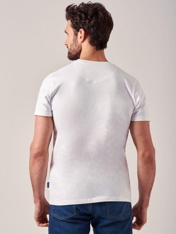 Holiday Salcombe WHITE T-Shirt   Quba & Co