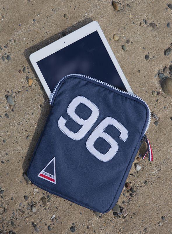 X915 Tablet Case   Quba & Co Sailcloth Accessories