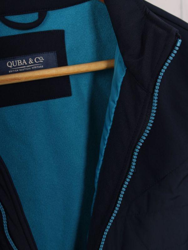 Jarick NAVY Softshell Gilet | Quba & Co