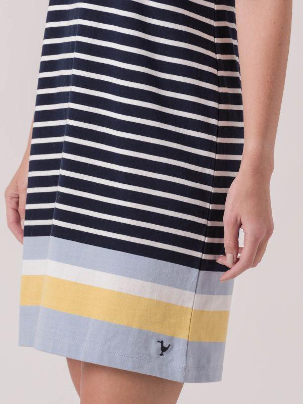 Larch Polo Jersey Dress