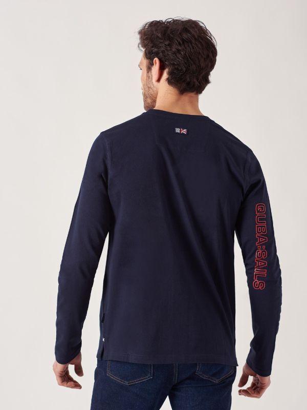 Linq NAVY X-Series T-Shirt   Quba & Co