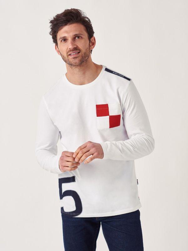 Linq WHITE X-Series T-Shirt
