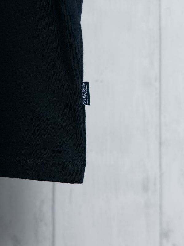 Salcombe NAVY Graphic T-Shirt   Quba & Co
