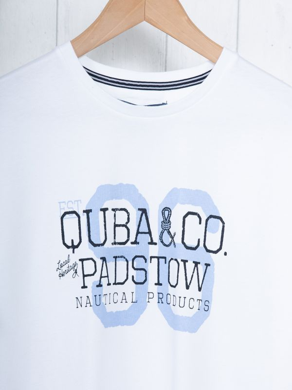 Padstow Men's Graphic T-Shirt