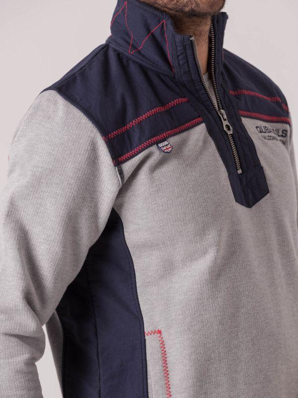 Lumper X-Series Half Zip Sweatshirt