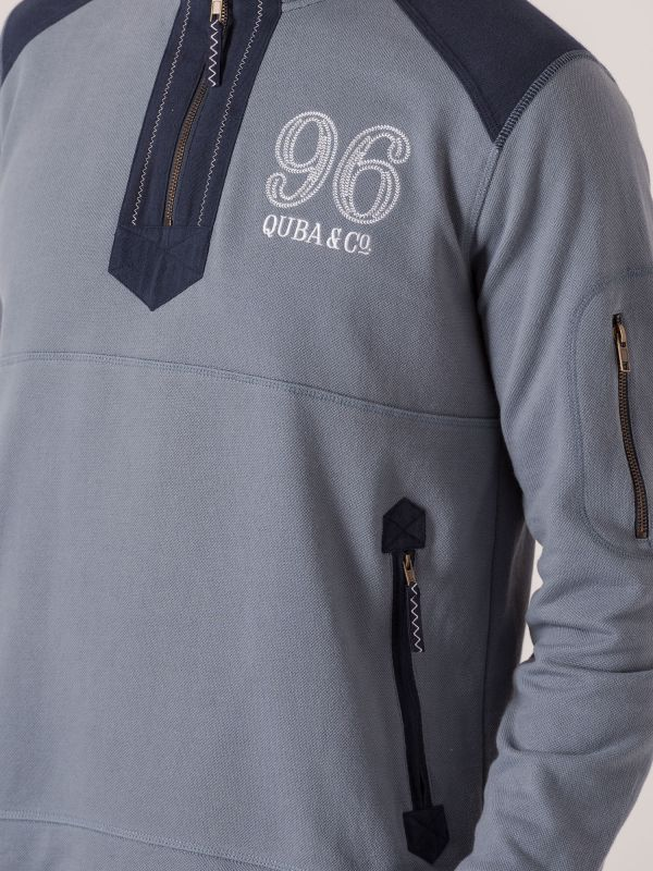 Malvik Sweatshirt - Cadet