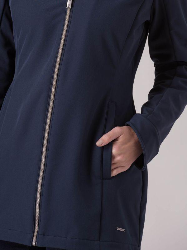 Mari Softshell Hooded Coat
