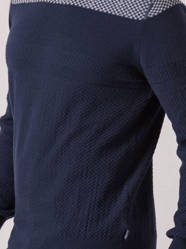 Nino Textured Jumper