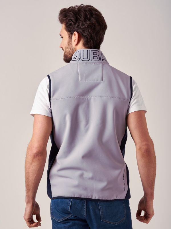 Orly GREY X-Series Gilet   Quba & Co