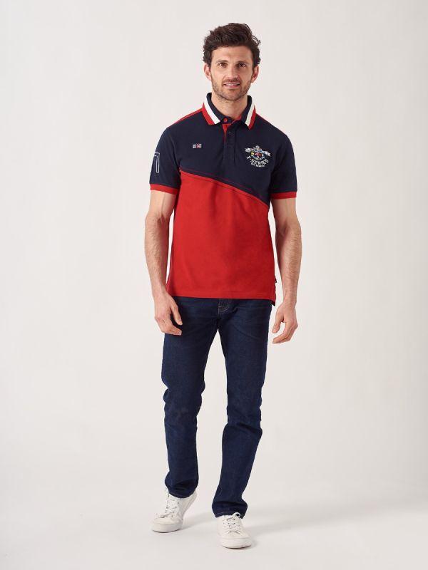 Peninsula RED X-Series Polo Shirt | Quba & Co
