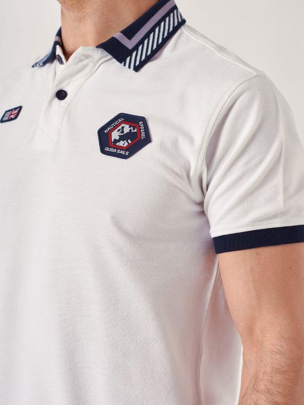 Penn WHITE X-Series Polo Shirt   Quba & Co