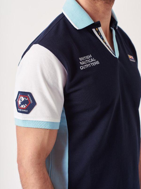 Protea NAVY X-Series Polo Shirt | Quba & Co