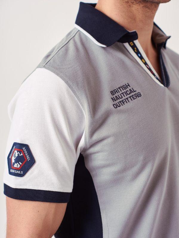 Protea GREY X-Series Polo Shirt | Quba & Co