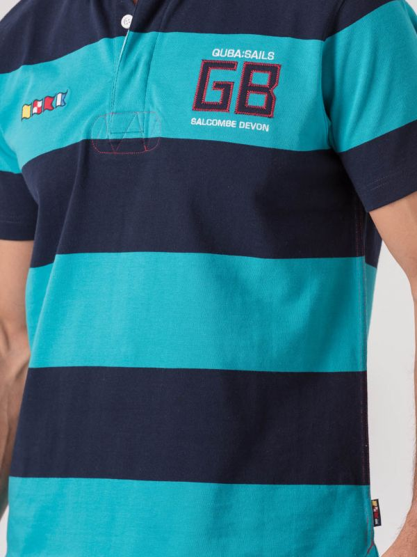 Romeo X-Series Short Sleeve Rugby Shirt