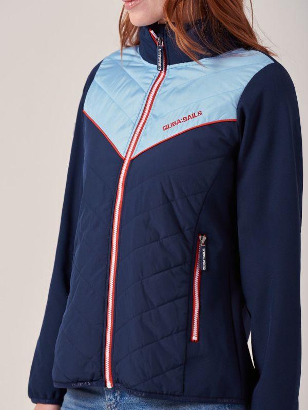 Sierra NAVY X-Series Soft Shell Jacket | Quba & Co
