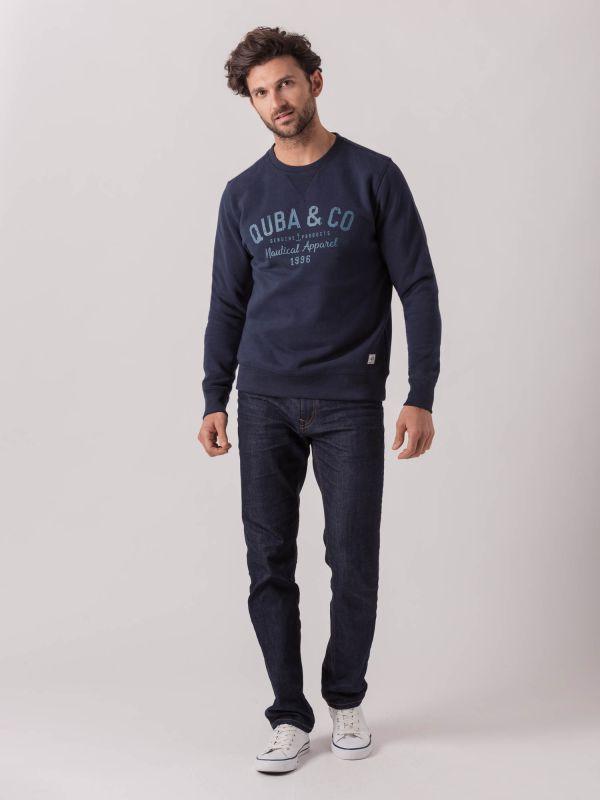 Silvio Graphic Sweatshirt
