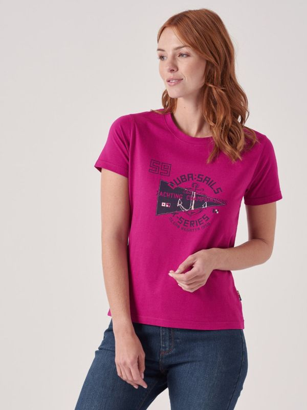 Sorrel PINK X-Series T-Shirt | Quba & Co