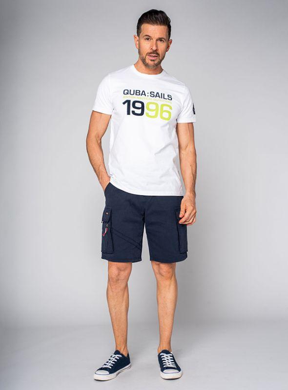 Tallin X-Series T-Shirt - White | Quba & Co
