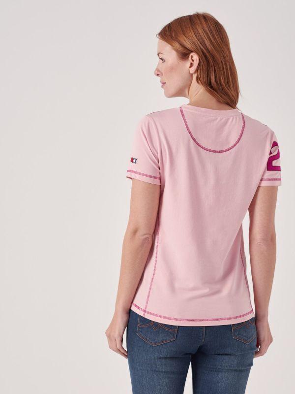 Tallie PINK X-Series T-Shirt | Quba & Co