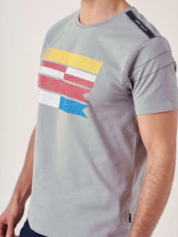 Thayer GREY X-Series T-Shirt   Quba & Co