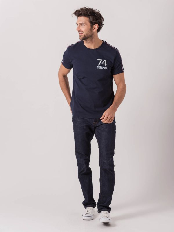 Thron X-Series NAVY T-Shirt   Quba & Co