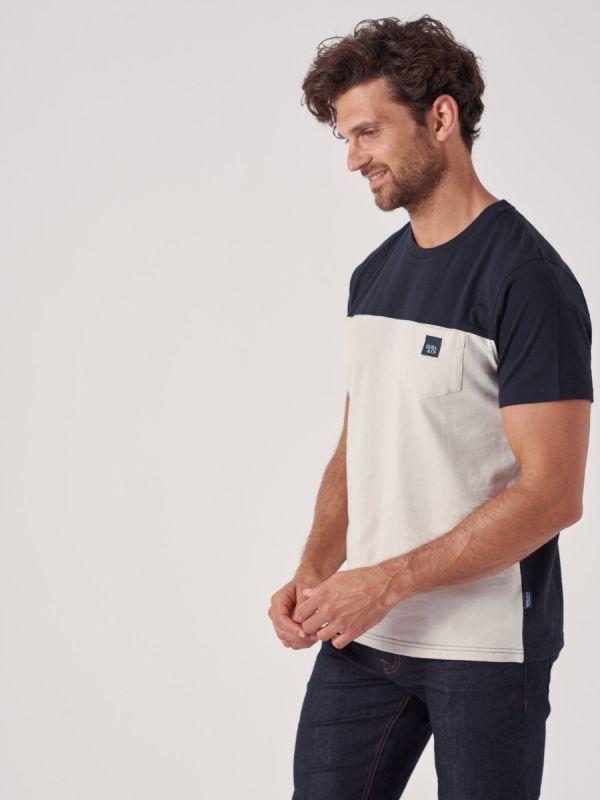 Tilson NAVY T-Shirt   Quba & Co