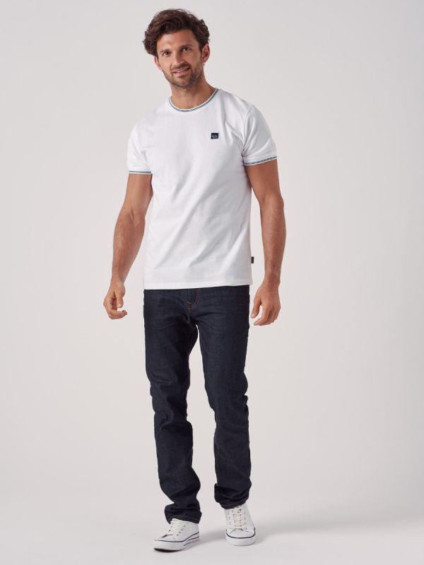 Toronto WHITE Crew Neck T-Shirt   Quba & Co