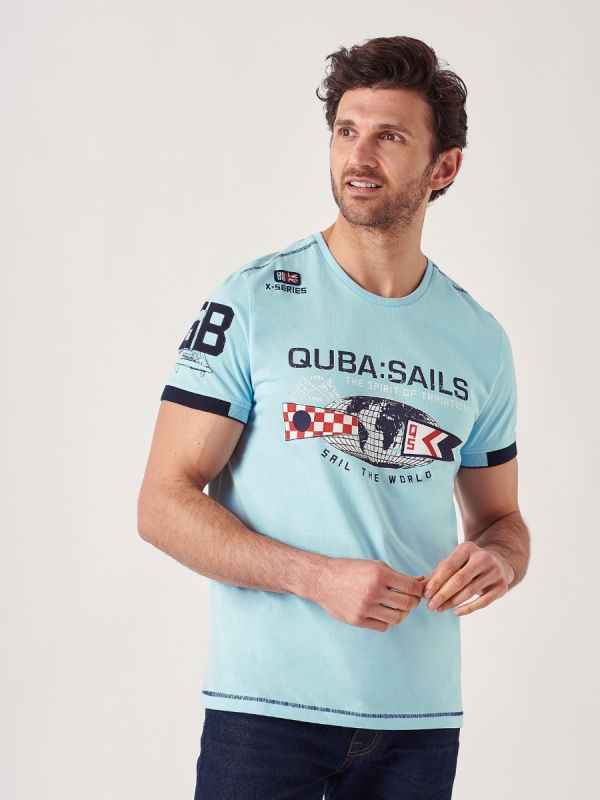 Trimland BLUE X-Series T-Shirt | Quba & Co