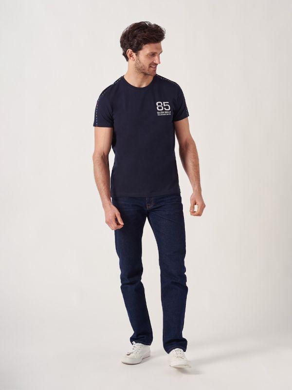 Tuckerman NAVY X-Series T-Shirt | Quba & Co