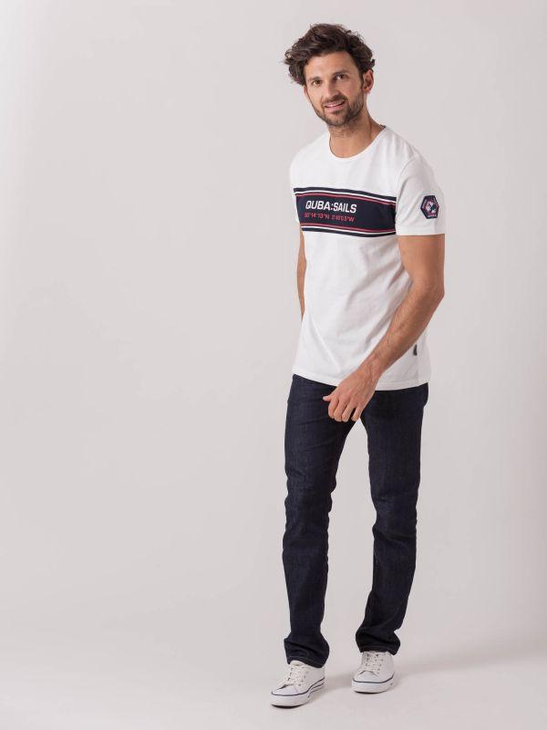 Tussio X-Series Panel T-Shirt