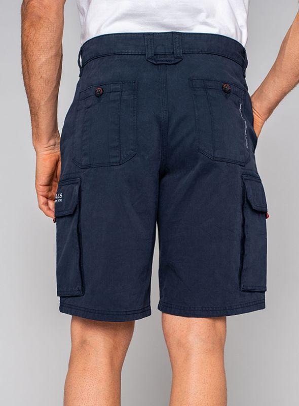 Newhaven Cargo Shorts - Deep Navy