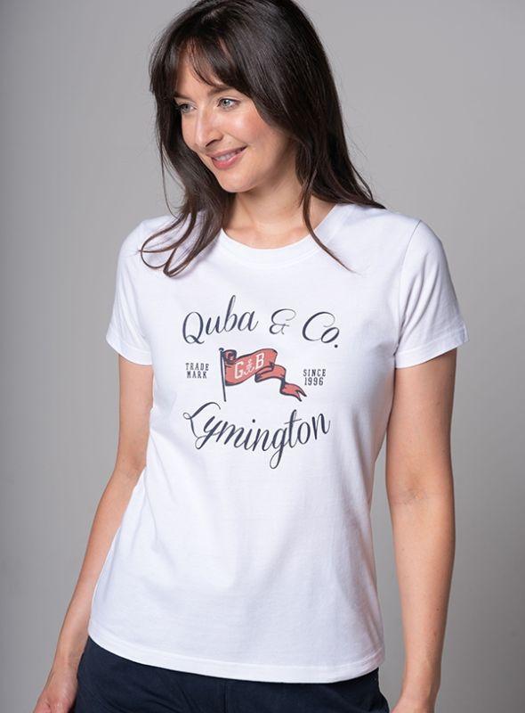 Women's Lymington T-Shirt - White