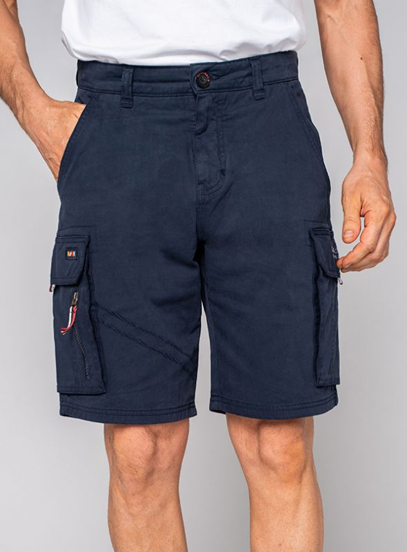 Newhaven Cargo Shorts - Deep Navy | Quba & Co Jeans, Trousers and Shorts