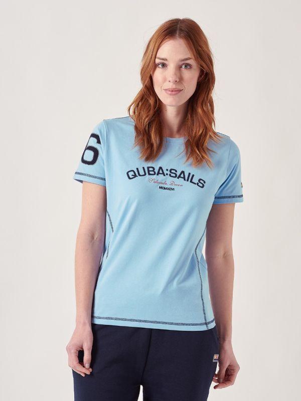 Veronica BLUE X-Series T-Shirt   Quba & Co