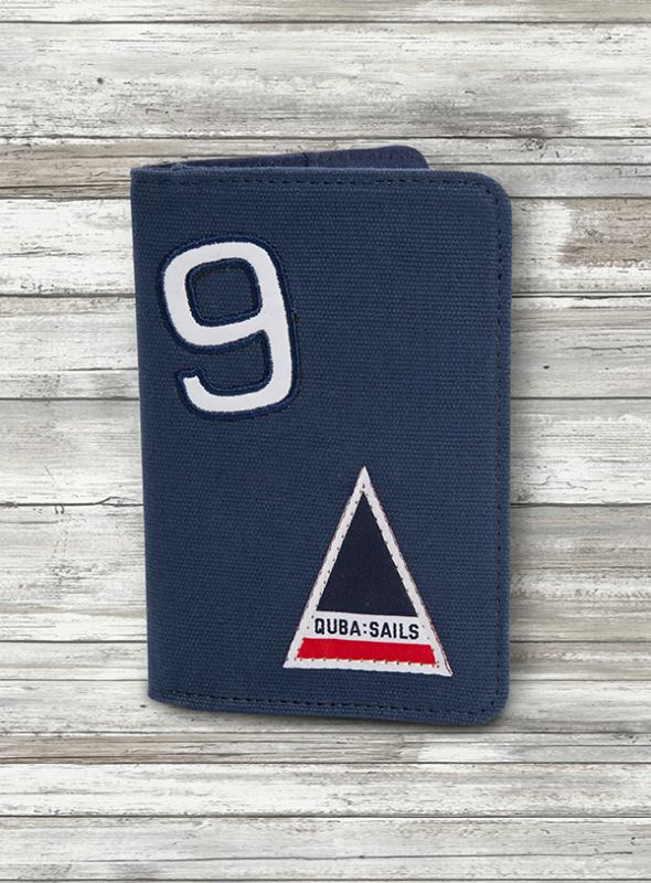 X916 X-Series Passport Holder | Sailcloth Accessories