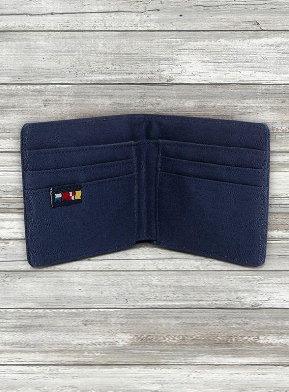X917 X-Series Wallet | Quba & Co Sailcloth Accessories