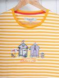 Stella ORANGE Salcombe T-Shirt   Quba & Co