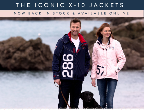 x-10 jackets
