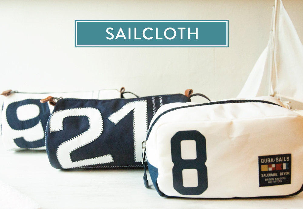 Quba & Co - Sailcloth Accessories, Bags & Homeware