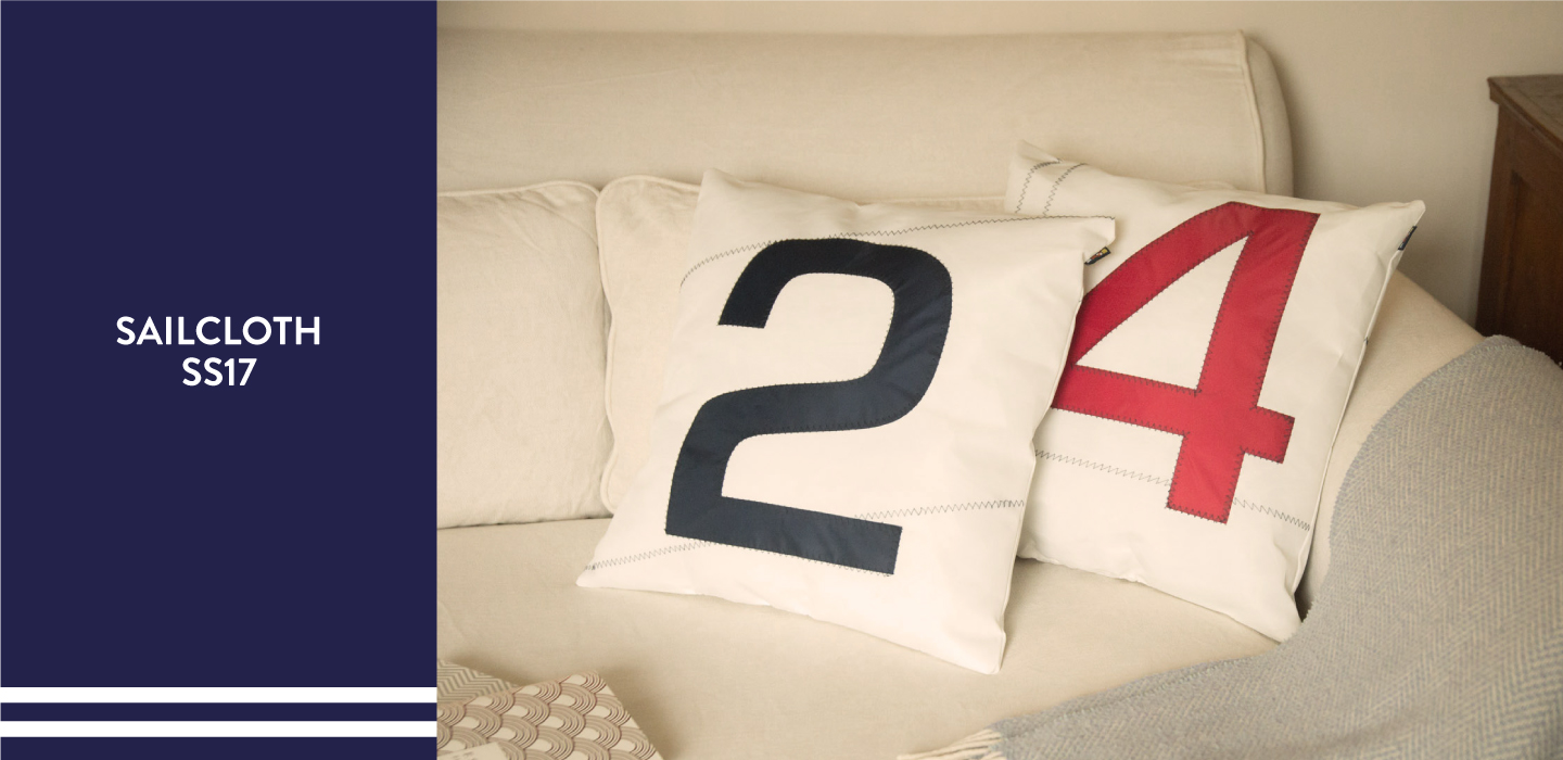 Sailcloth Accessories from Quba & Co
