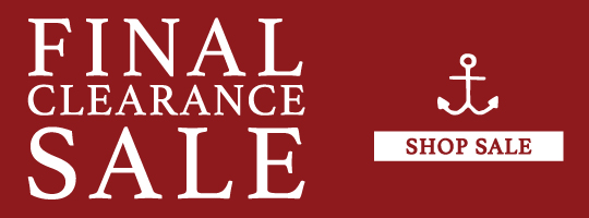 Final Clearance Sale - Last Week